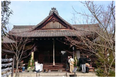 勝林寺本堂