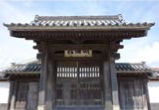 旧山口別院正門